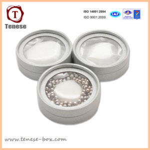 Elegant Jewelry Necklace Round Packaging Box