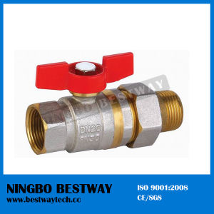 Hot Water Brass Ball Valve Manufacturer (BW-B35) pictures & photos