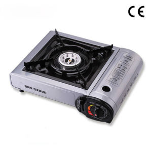 Portable Mini Single Gas Stove for Camping pictures & photos