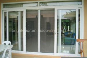 Best Aluminum Glass Sliding Door/Aluminum Window and Door pictures & photos