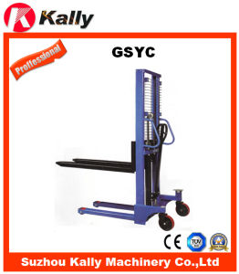 Hand Stacker for Material Handling Equipments (GSYC1000/1500)