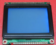 OLED Touch Panel 2′′ Blue Light