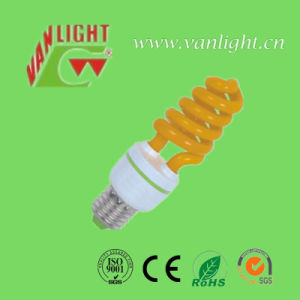 T3 Color Lamp 13W Yellow Energy Saving (VLC-CLR-XT-Series-Y)