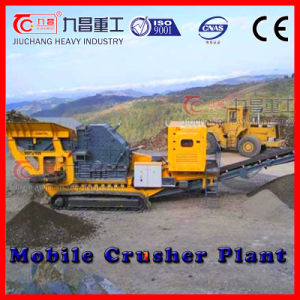 Hard Rock Mobile Crushing Plant for Sale pictures & photos