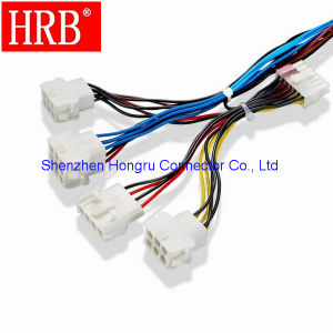 China Factory Custom Cable Wiring Harness for Office Equipment ...