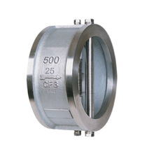 H76 Wafer Dual Plate Check Valve