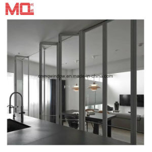 Interior Tempered Glass Partition Sliding Folding Door  sc 1 st  Guangzhou MingQi Door u0026 Window Co. Ltd. & China Interior Tempered Glass Partition Sliding Folding Door - China ...