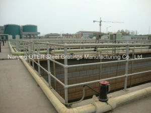 Galvanized Carbon Steel Pipe Handrail