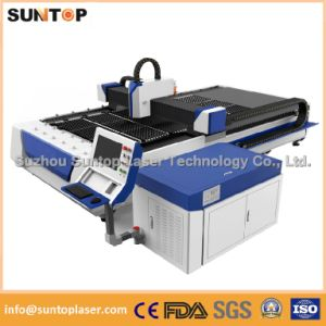 1000W Fiber Laser Cutting Machine for 10mm Steel Cutting/Steel Laser Cutting Machine pictures & photos
