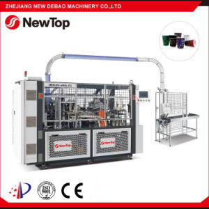 Paper Cup Forming Machine for Beverage pictures & photos