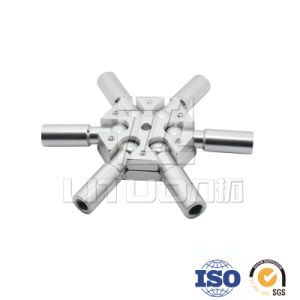 Aluminum Molding Precision Parts Machinery Parts pictures & photos