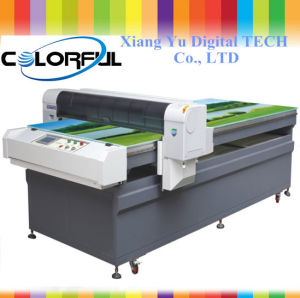 Guangzhou Suppliers A1 Wide Format Plotter Eco Solvent Printer Digital Printing Equipment (Colorful 1225A)