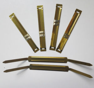 Golden Paper Fastener pictures & photos