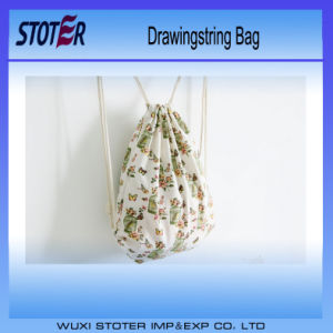 Wholesale Hot Sell Nylon Cinch Bag, Promotional Drawstring Bag