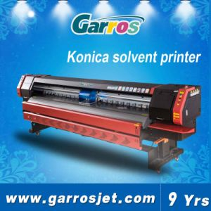 Large Format Printer Konica 512I Printhead Solvent Printer pictures & photos