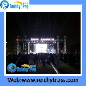 Qutdoor Concert Stage Truss, Roof Truss for Light and Audio pictures & photos