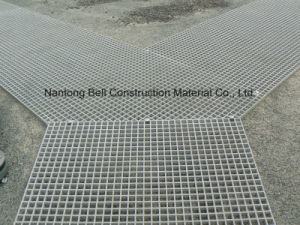Fiberglass Molded Grating, FRP Walkways, GRP Panels, Glassfibre Gratings. pictures & photos