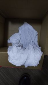 Premium Quality Grade AAA Used White T-Shirt Cotton Rags in Competitive Factory Cost Export to Japan, Austrilia, Singopre, Malaysia, Saudi Arabia, USA, Canada pictures & photos