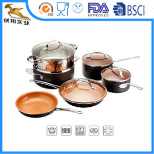 OEM Nonstick Aluminum Home Appliance (CX-AS1007)