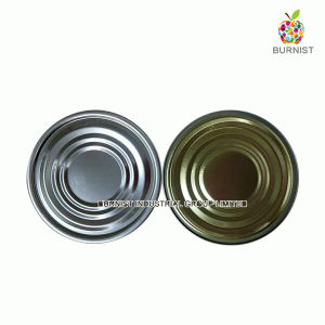 307 (83mm) Tinplate (ETP) Bottom End Metal Lid for Food Can Packing