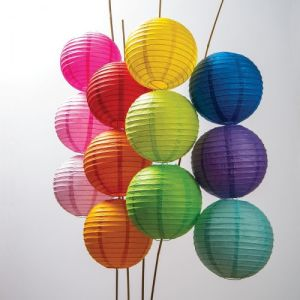 Supply Chinese Traditional Paper Lanterns For Party Decoration
