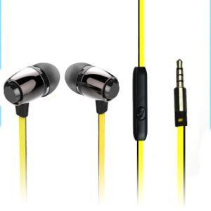 2018 Hot Sell China Supplied Cheap Headphone Metal Earphone Sport Earphone