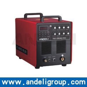 Inverter AC/DC Square Wave TIG Welding Machine (MOSEFT type) pictures & photos