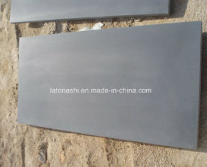 Sawn Cut Grey Basalt Paving Stone for Floor pictures & photos