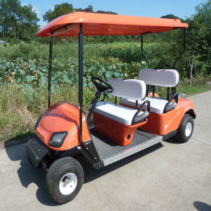 High Quality 4 Seat Electric Golf Kart (JD-GE502A) pictures & photos