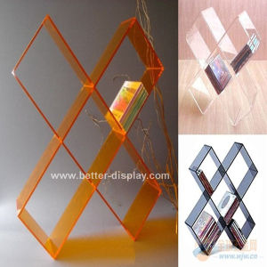 Acrylic Comic Book Display Rack (BTR-H6023) pictures & photos