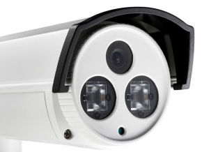 High Quality Network Outdoor Built-in 6mm Lens Hikvision IP Camera, IP66 pictures & photos