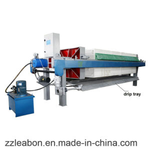 Stainless Steel Oil Filter Press Machine pictures & photos