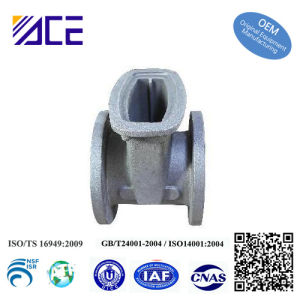 Gate Valve Casting Part with High Quality and Favaroble Price pictures & photos