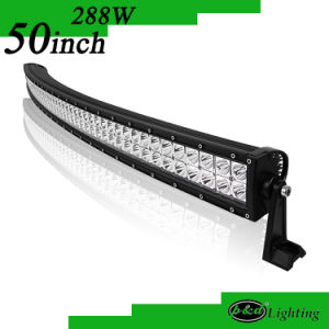 120W 180W 240W 288W LED Light Bar for ATV, Truck, SUV, 4X4 Accessories