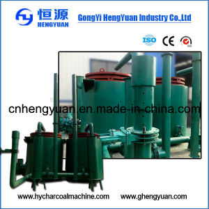 Charcoal Making Machine for Wood with CE