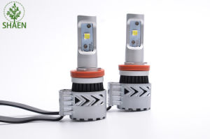 Super Bright Car LED Headlight H11 H/L 60W 6000lm pictures & photos