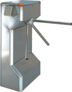 Standing Type Tripod Turnstile, with Network Access Control System pictures & photos