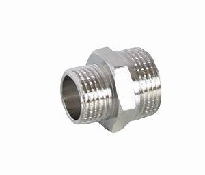 Chrome-Plated Nipple mm for Brass Screw Fittings pictures & photos