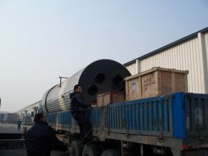 Oil Generator Used Waste Heat Recovery Boiler pictures & photos