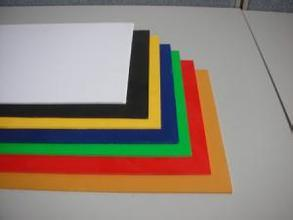 High Quality Colored PVC Sheet pictures & photos