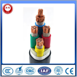 600/1000V Flexible Copper Conductor XLPE Insulation Power Cable China Supplier