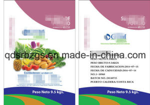 Plastic Packaging PP Woven Bag for Fertilizer pictures & photos