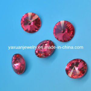 Hot Sale Round Crystal Jewelry Accessory Bead (T-1122)