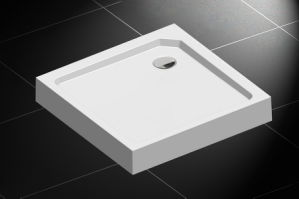 Square ABS Shower Tray with 7 Support Legs pictures & photos