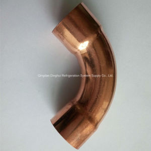 Long Elbow Copper Fitting pictures & photos
