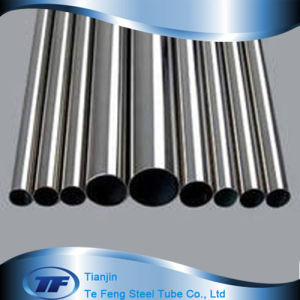 Welded 10mm Stainless Steel Pipe/Tube