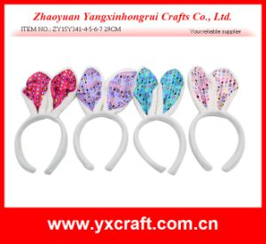 Easter Decoration (ZY15Y341-4-5-6-7) Easter Ear Hair Clip pictures & photos
