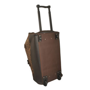 Fashion Design Wheel Trolley Luggage Travel Carry Bag pictures & photos