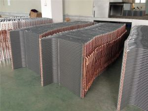 Bare Fin Evaportator Heat Exchanger Coils
