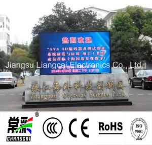 Sino-Color P6 SMD2828 Outdoor LED Display Board for Advertising